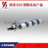 中大供应卧式暗装风机盘管 安装定制吊顶式盘管机组