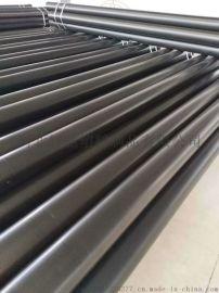 北京延庆厂家高温定做内外涂塑电缆保护热浸塑钢管