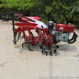 自走式耕整机械微耕机手推式旱田犁地多用途开沟旋耕机