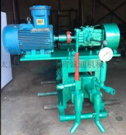 宁夏中卫市气动矿用注浆泵填充空隙高压注浆泵生产厂家