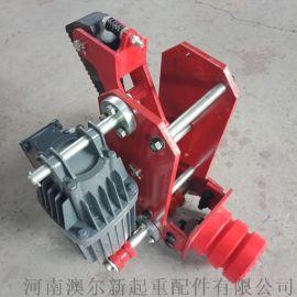 起重机防风铁楔制动器  起重机安全防风装置