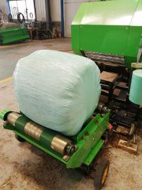 玉米青储裹包机,青贮饲料发酵包膜机