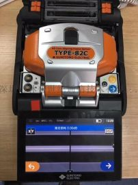 住友干线光纤熔接机TYPE-82C+和T-81SE