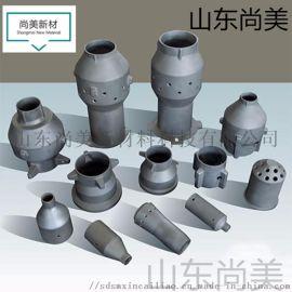 碳化硅脱硫喷嘴 双空心锥切线型喷嘴 碳化硅陶瓷喷嘴