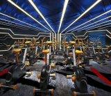 健身房智能灯光 动感单车房智能灯光 健身房音响