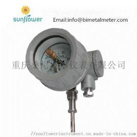 WSSX-411-B 防爆双金属温度计带电接点