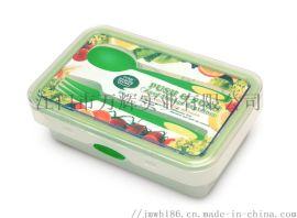 专利设计饭盒餐具盒 香港品牌厂家定制