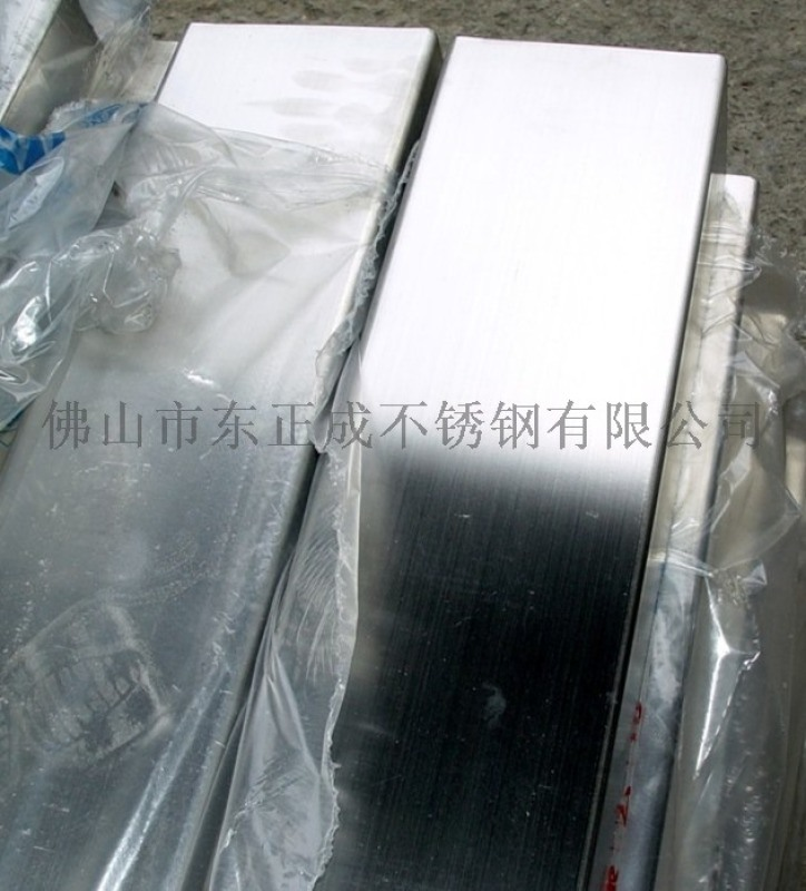 湖南不鏽鋼扁管,厚壁不鏽鋼矩形管