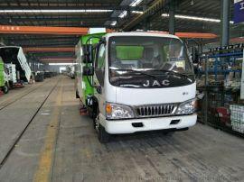 厂家供应道路洗扫车、扫路车、路面养护车