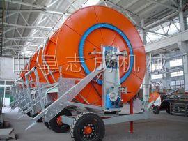 300米長農用噴灌機 自動化灌溉設備廠家