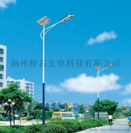 甘肃6米30W农村太阳能路灯户外路灯厂家