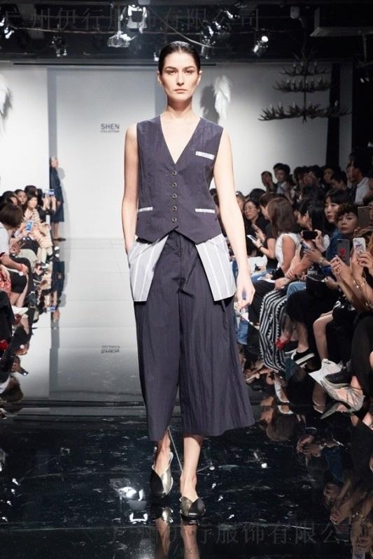 凱倫詩女式襯衫一線品牌折扣直播專櫃女裝庫存