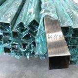 安徽不鏽鋼方管,拉絲面201不鏽鋼方管