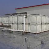 学校不锈钢消防水箱与居民小区玻璃钢生活水箱