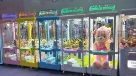 雪糕娃娃机透明抓娃娃机娃娃机外观定制