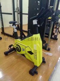 变形金刚动感单车运动自行车有氧力量健身房健身器材