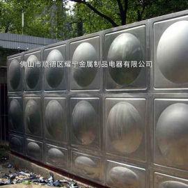 瓦房店市森林组合式消防水箱 不锈钢蓄热水箱