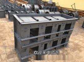 电缆槽钢模具应用 高铁电缆槽模具图例图集