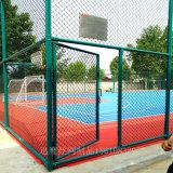 球場圍欄網,球場編織網規格,球場浸塑鐵絲網廠家