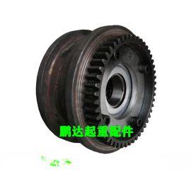 厂家销售起重机行车轮 单双梁行车轮