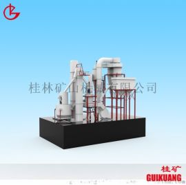 桂林矿机雷蒙磨粉机 小型球磨机