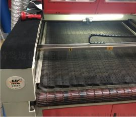 布料裁剪机  服装布料激光切割机 面料自动裁切机