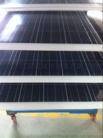 厂家优惠 太阳能电池板 100w单晶的**光伏板
