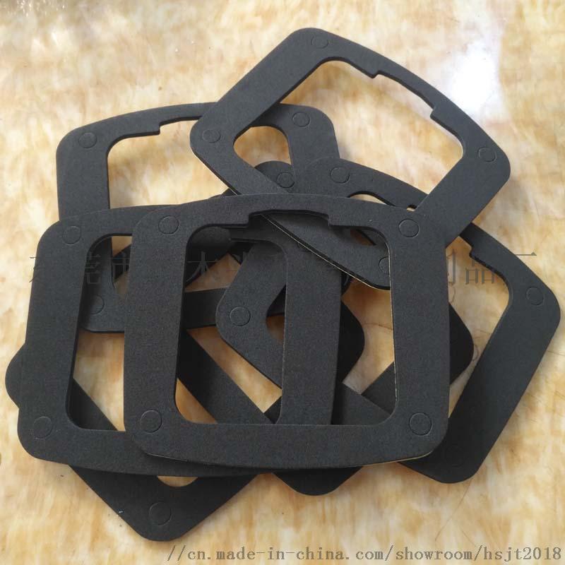供应EVA泡棉胶垫 黑色EVA垫片 防震EVA胶垫
