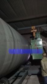 厂家供应管道抛丸机,防腐抛丸机,钢管内外壁除锈机
