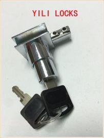锌合金材质,专业用于橱柜,玻璃柜锁226