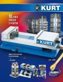 科特KURT机床夹具角固式平口钳D150