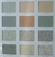 成都砂壁涂料外墙砂胶漆