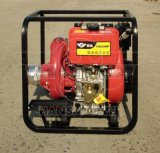 4寸铸铁高压柴油泵HS40HP