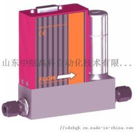 微小流量 热式气体质量流量控制带阀不带显示