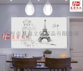 湛江会议白板写字板F阳江磁性玻璃白板F教学留言板