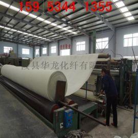 涤纶短纤国标400克土工布