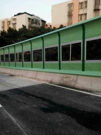 四川桥梁声屏障、环保隔音降噪声屏障厂家