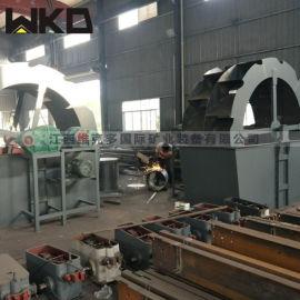 高产量轮斗式洗砂机 全套洗砂机生产线 洗砂机厂家