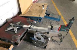 台北电动阀门研磨机M-300C现场阀门检修