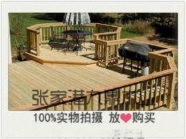 建筑木制材料销售 园林景观设计施工