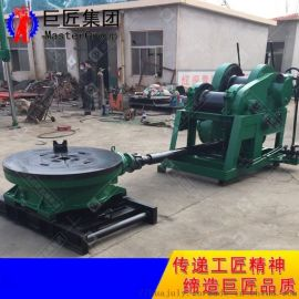 磨盘钻机SPJ-400大口径打井机磨盘打桩机