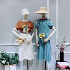 秋装外套女装唯众良品都有哪些店铺品牌女装尾货女式夹克棉麻女装品牌