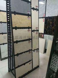 冲孔直板瓷砖展示架瓷砖展架挂墙生产厂家直销