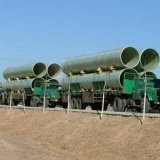 玻璃钢夹砂输水管道 小区供排水系统