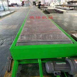 不锈钢链板流水线 板式输送机 车间装配生产线