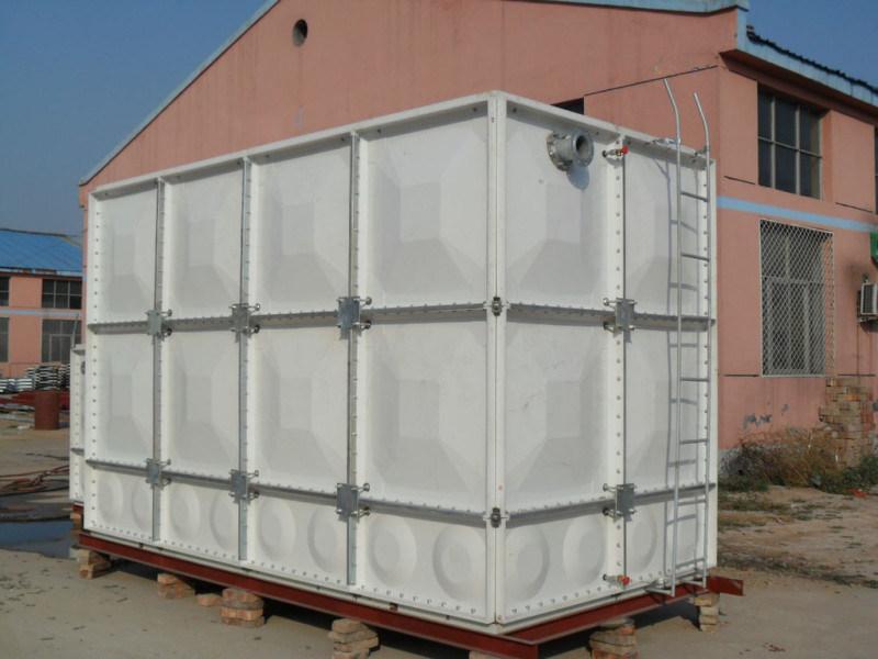 玻璃钢夹套水池 不锈钢组合水箱耐水