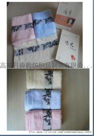 廠家直銷新品竹纖維毛巾 禮品毛巾 禮盒商務禮品毛巾