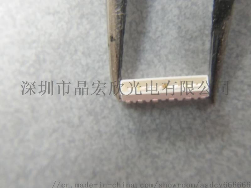 晶宏欣光电6028LED灯珠键盘专用侧发光020