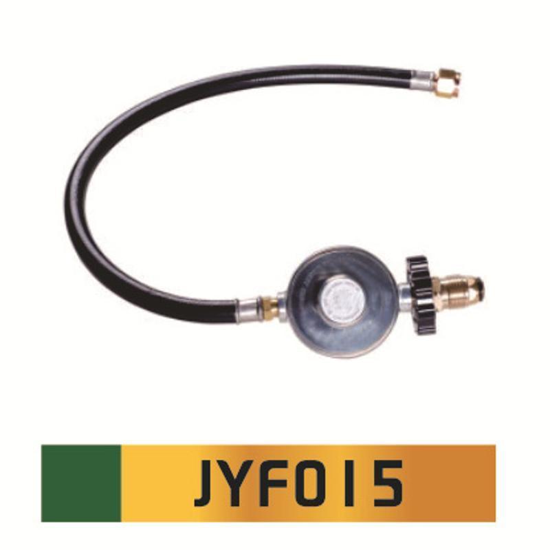 北美市场10PSI燃气丙烷罐减压阀POL连接定制煤气瓶安全阀JYF015