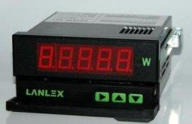 LSM-96BDW型智能数显直流功率表